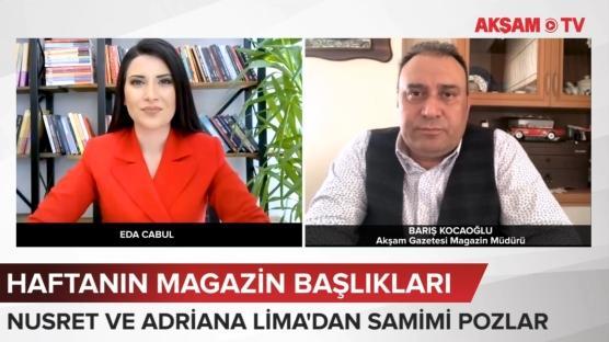 Haftanın Magazin Başlıkları... Fahriye Evcen, Kuruluş Osman'da