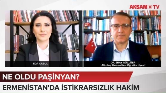 Ermenistan'da neler oldu?