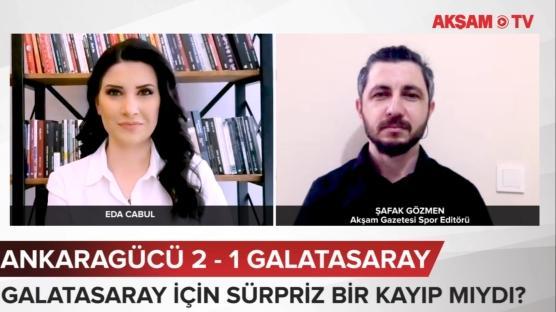 Galatasaray-Ankaragücü Maç Yorumu