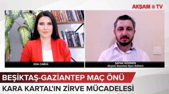 Beşiktaş - Gaziantep Maç Önü
