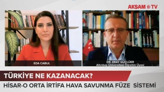 Hisar-O ile Türkiye ne kazanacak?