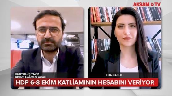 HDP 6-8 Ekim Katliamının Hesabını Veriyor