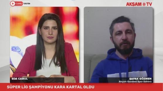 Şampiyon Beşiktaş! Fenerbahçe ve Galatasaray'ın hataları neydi?