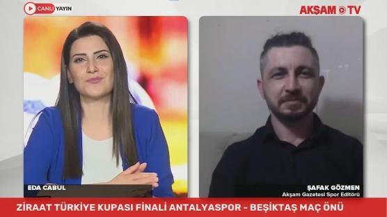 Antalyaspor-Beşiktaş Maç Önü