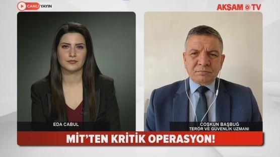 MİT'ten kritik operasyon!  DEAŞ'ın sözde 'Türkiye vilayeti sorumlusu' yakalandı