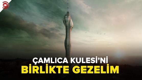 İstanbul'un en yüksek kulesi beraber gezelim mi?