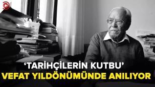 Tarihçilerin Kutbu Halil İnalcık, 5. ölüm yıldönümünde anılıyor