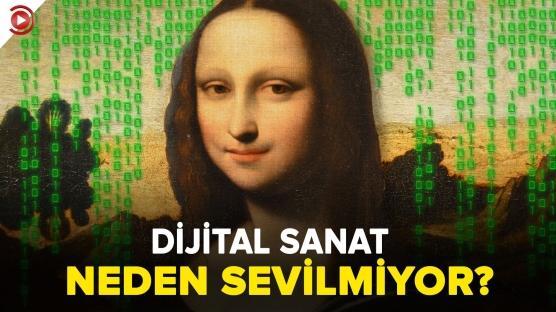 Dijital sanat neden sevilmiyor?