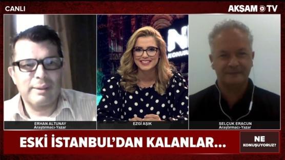 İstanbul'dan kalanlar…