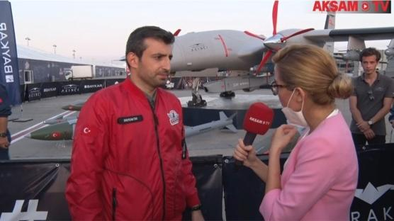 Selçuk Bayraktar'dan Akşam TV'ye özel açıklamalar...