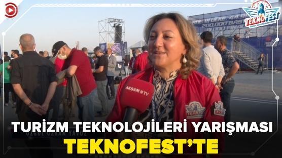 Kültür ve Turizm Bakanlığı 'Turizm Teknolojileri Yarışması'yla TeknoFest'te