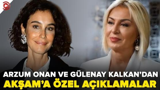 8. Mood Ödül Töreni'nde Arzum Onan ve Gülenay Kalkan'dan özel açıklamalar