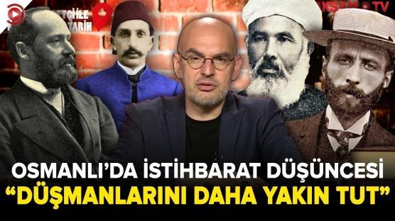 İngiliz İstihbaratının Aşamadığı Duvar: Osmanlı