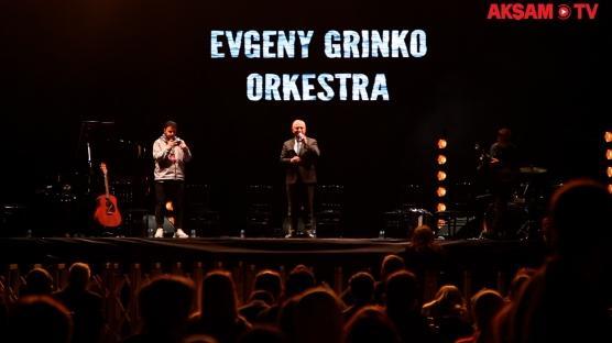 Üsküdar'da Evgeny Grinko rüzgarı