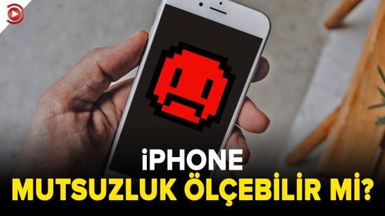 iPhone, depresyon takibi yapacak | TeknoZone #4