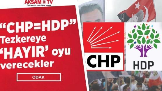 CHP Tezkereye 'Hayır' Oyu Vereceğini Açıkladı