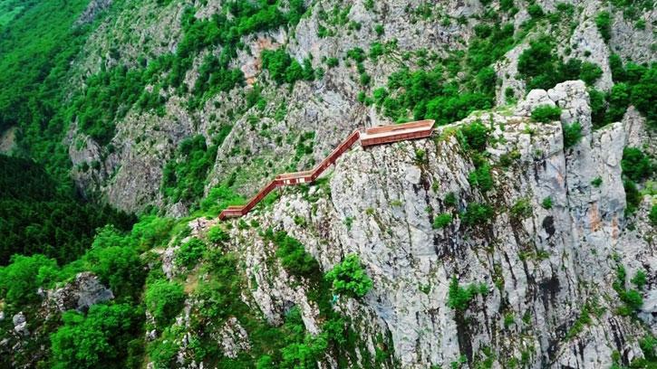Pınarbaşı Gezi Rehberi | Dünyanın Geçişi En Zor Kanyonu: Valla Kanyonu
