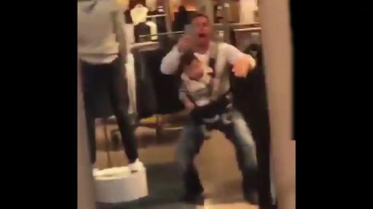 Babayla Çılgın Bir Dans