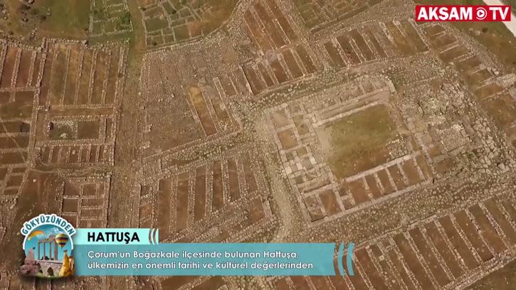 Hitit İmparatorluğu'nun Başkenti: Hattuşa