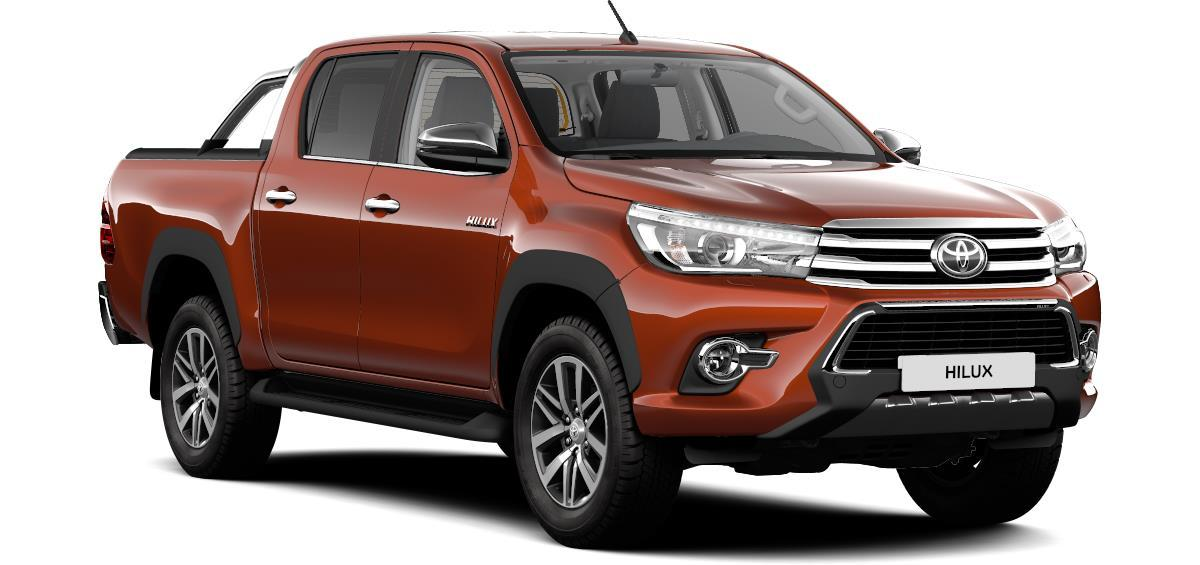 Dünyanın en dayanıklı pikapı Toyota Hilux'u test ettik