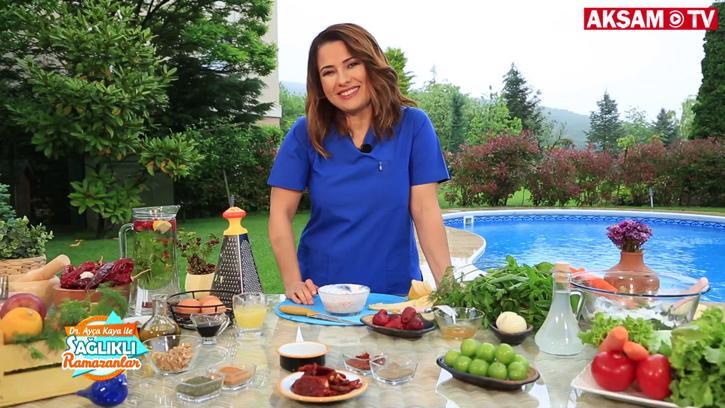 İftarda Ne Pişirsem? | #SağlıklıRamazanlar