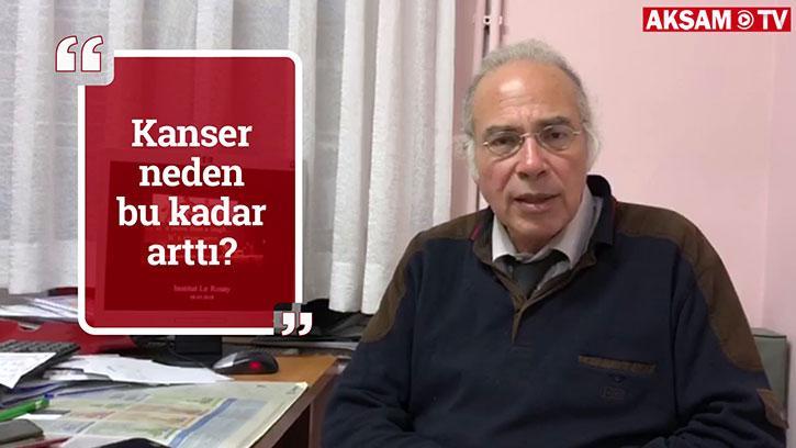 Kanser Neden Bu Kadar Arttı? Onkoloji Uzmanı Dr. Yavuz Dizdar Cevapladı...