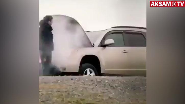 Sürpriz Sonlu Araba Arızası :)