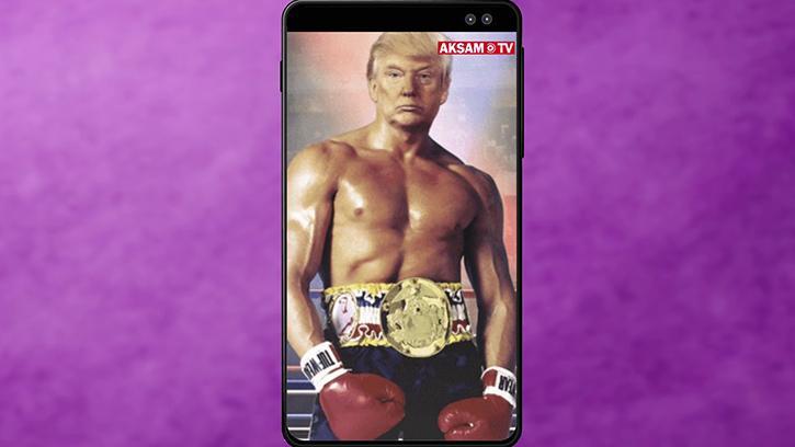 Trump'ın 'Rocky' Paylaşımı Sosyal Medyayı Salladı