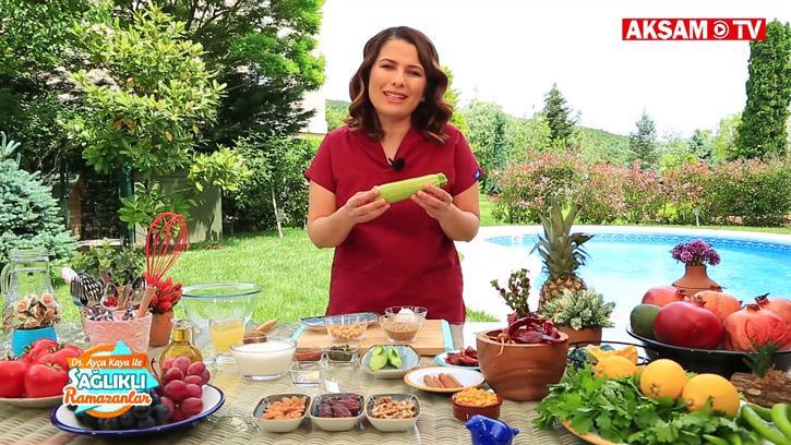 Yağ Yakan Besinler Hangileridir? | #SağlıklıRamazanlar