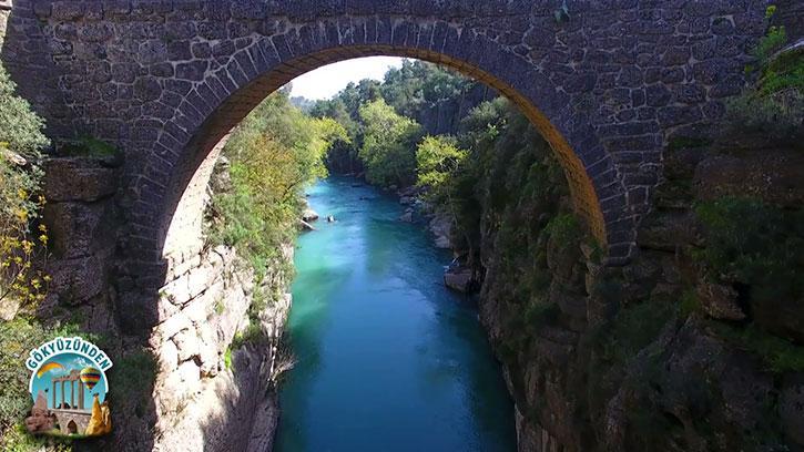 Bir Doğa Harikası: Köprülü Kanyon