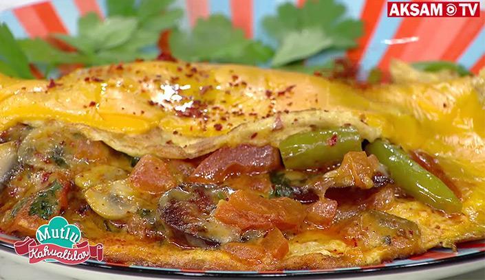 Mutlu Bir Kahvaltı: Sürpriz Omlet | #MutluKahvaltılar