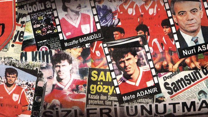 Trafik canavarı ilk kez Samsunspor'u vurmuştu