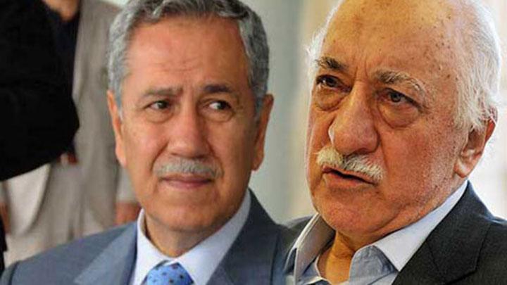 Bülent Arınç Fethullah Gülen'i ziyaret etti