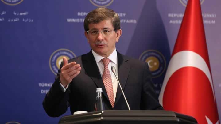 Davutoğlu: 'Reyhanlı saldırısının failleri bellidir'