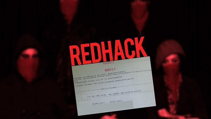 İşte Redhack'in Reyhanlı belgeleri