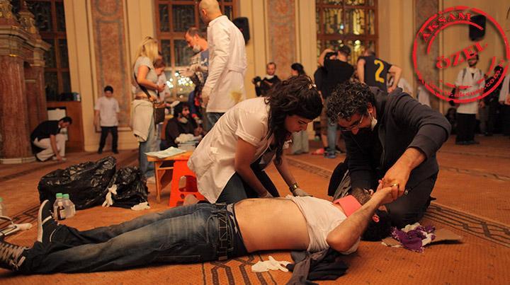 Gezi Parkı eylemcilerinin sığındığı camide yaşananları caminin müezzini anlattı