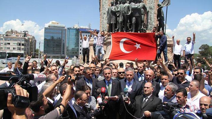 Gezi Parkı anketinde inanılmaz sonuçlar !