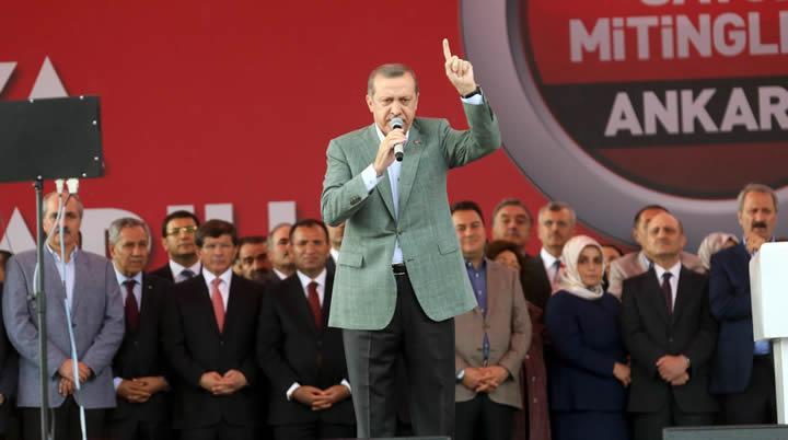 Başbakan Erdoğan: Gezi Parkı boşalmazsa gereken yapılır