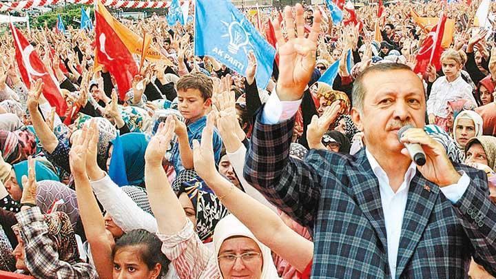 Erdoğan: Dünya 5'ten büyük!