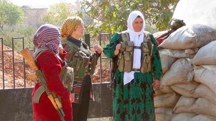 PYD: Suriye'de yeterli silahlı gücümüz var