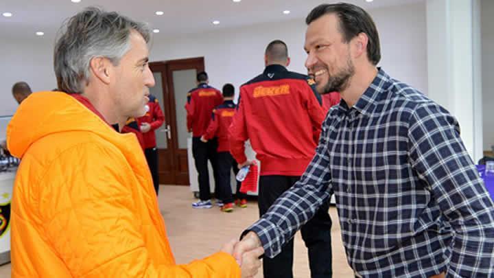 Tomas Ujfalusi yeniden Galatasaray'da