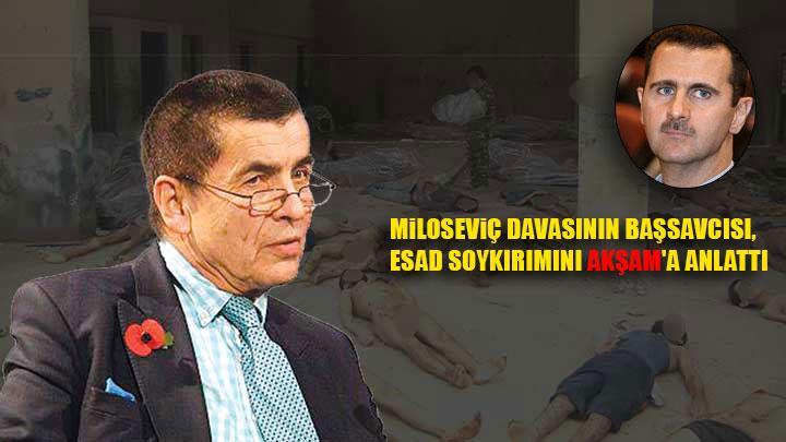Miloseviç'le aynı