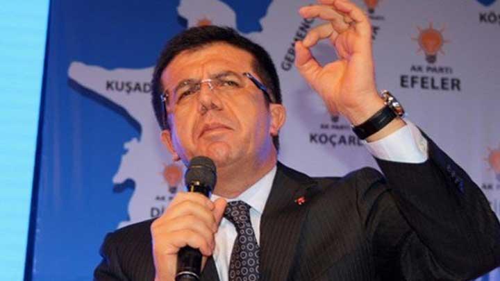 Bakan Zeybekçi'den enflasyon açıklaması