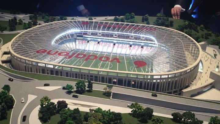 Beşiktaş'ın yeni stadı böyle olacak