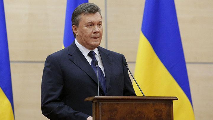 Viktor Yanukoviç: 'Kiev'e bir gün geri döneceğim'