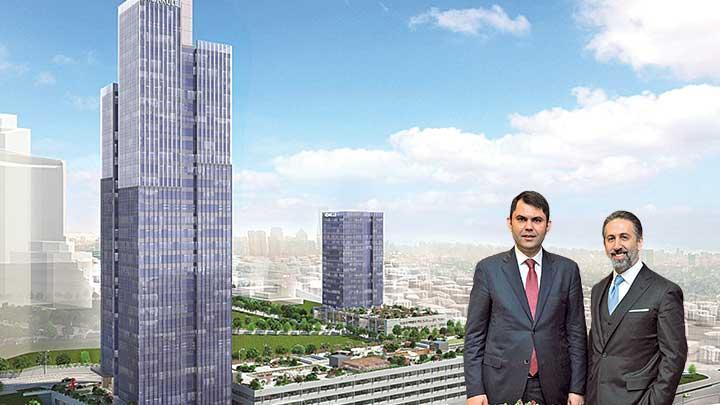 Finans Merkezi'ne komşu Nidakule Ataşehir satışta