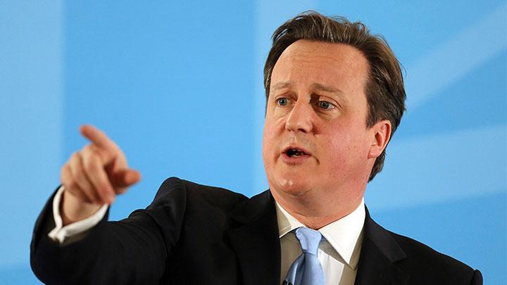 İngiltere Başbakanı Cameron'ın tatiline IŞİD engeli