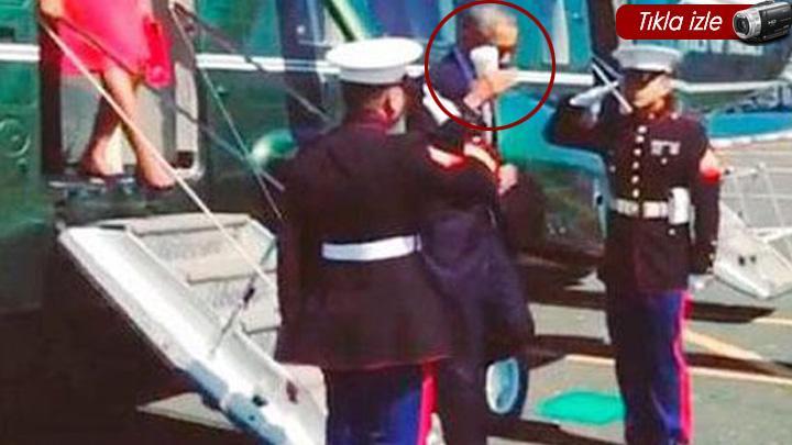 Obama'dan tepki çeken 'kahve selamı'