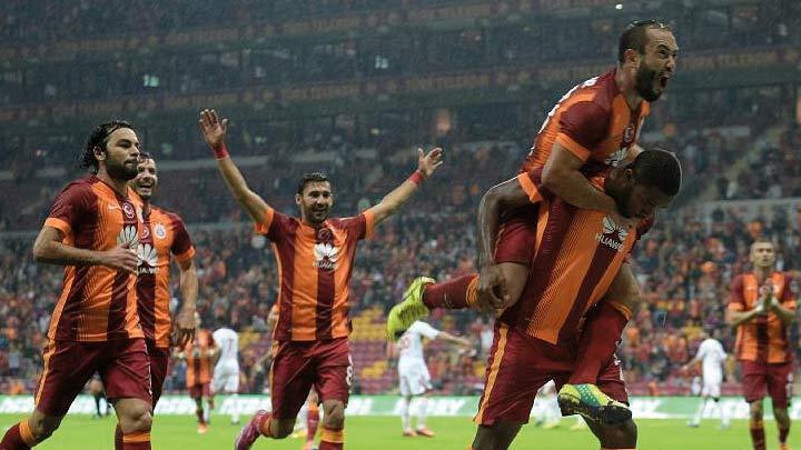 Galatasaray'da Olcan farkı!