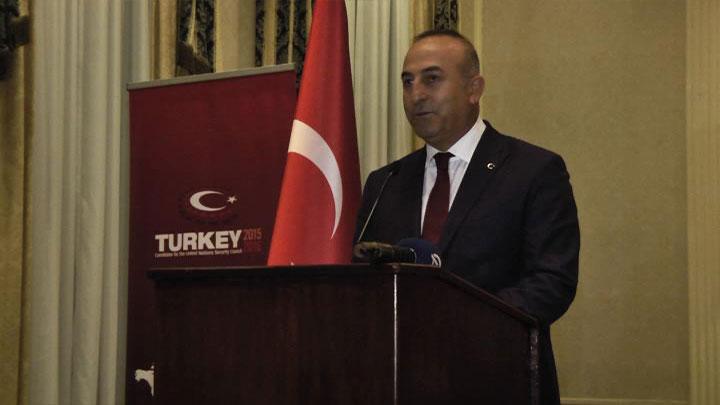 Çavuşoğlu:Türkiyen'nin Bm nezdinde oynadığı rol ortada